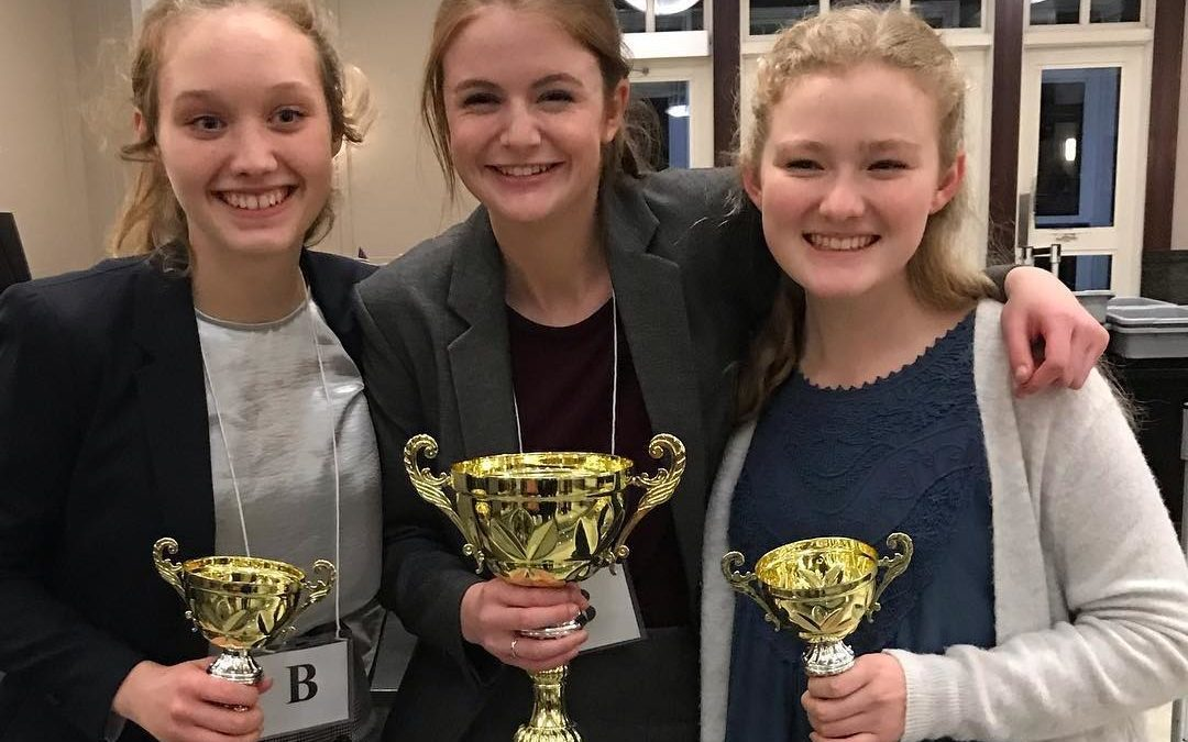 CCS Mock Trial Team Headed to State Competition