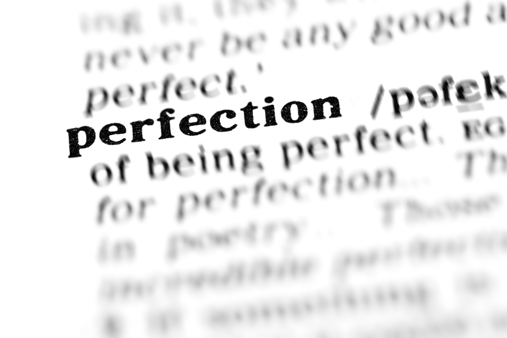 Chasing Perfection: How God uses teaching to help me learn humility, grace, and patience with myself